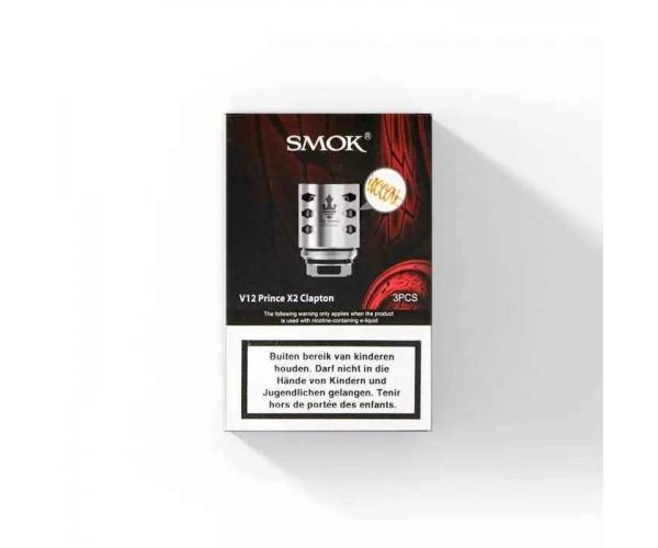 SMOK V12 X2 Clapton Coils (3 St)