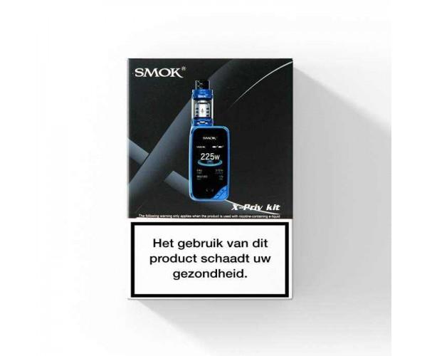 SMOK X Priv + TFV12 Prince Clearomizer - 225W Startset