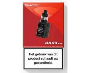 SMOK QBoX + TFV8 Baby Clearomizer - 50W Startset