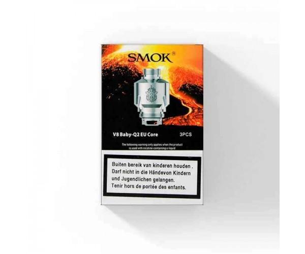 SMOK V8 Baby Q2 EU Coils (3 stuks)