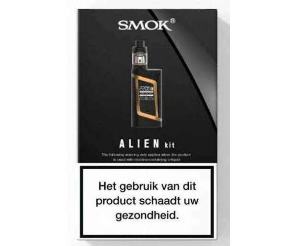 Smok Alien + TFV8 Baby Clearomizer - 220W Startset