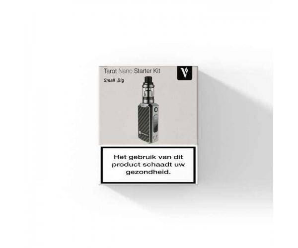 Vaporesso Tarot Nano + Veco Clearomizer - 80W Startset