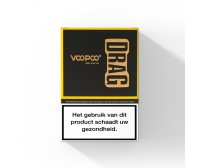 Voopoo Drag Mini + Uforce T2 Clearomizer - 4400mAh Startset
