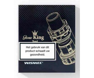 Wismec Gnome King Clearomizer