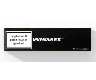 WISMEC WM Coils (5 stuks)