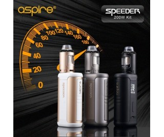 Aspire Speeder 200W Startkit
