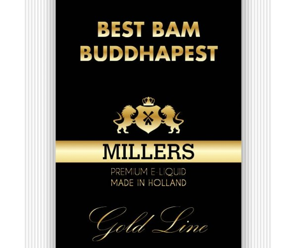 Millers Best Ban Buddhapest