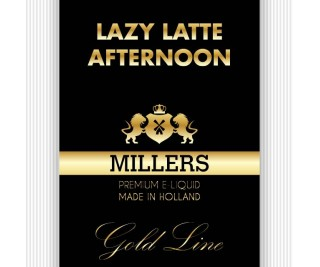 Millers Lazy Latte Afternoon