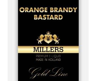 Millers Orange Brandy Bastard