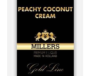 Millers Peachy Coconut Cream