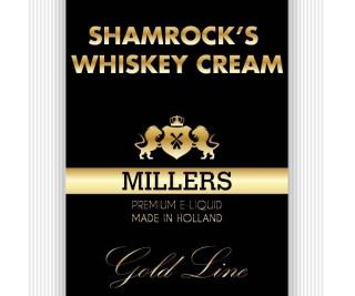 Millers Shamrock's Whiskey Cream