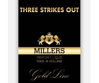 Millers Three Strikes Out