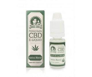 Sensi Seeds CBD E-liquid (50mg)